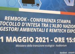Bonifiche, presentata al MiTE l'innovazione RemBook