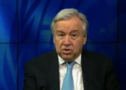 Covid, Guterres: siamo in guerra, rafforzare capacità nostre armi