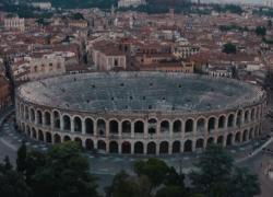 Allestimenti tecnologici per l'Opera Festival all'Arena di Verona