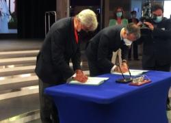 Expo 2020, firmato accordo tre Costa Crociere e padiglione Italia
