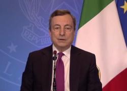 Cop26, Draghi: ridurre emissioni e mitigare danni su clima