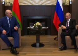 Putin elogia il riavvicinamento con la Bielorussia