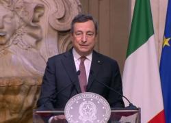 Libia, Draghi: temi migratori una priorità per l'Italia
