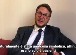 Covid, a Roma Marian Wendt: deputato tedesco che aiutò Bergamo