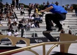 A Roma i mondiali di skateboard prima del debutto a Tokyo
