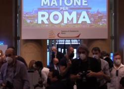 """Il centrodestra presenta Michetti: """"Ridare orgoglio a Roma"""""""