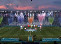 Euro 2020, la grande cerimonia di apertura emoziona il mondo