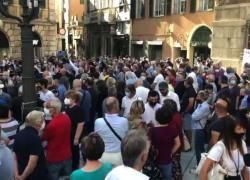 Autostrade, a Genova protesta contro la vendita a Cdp