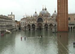 Venezia e altre città costiere a rischio inondazioni per il clima