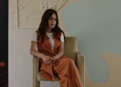 Ivana Lotito: donne nel cinema? C'è ancora molta strada da fare