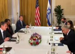 Usa e Israele voltano pagina, l'incontro Blinken-Lapid a Roma