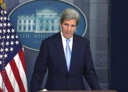 John Kerry bacchetta la Cina sul clima, ma chiede di tenere fuori la politica