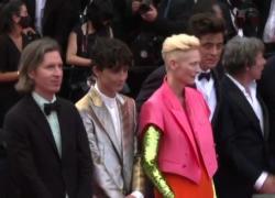 A Cannes parata di star, brillano Tilda Swinton e Chalamet