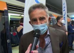 In Campania il treno del futuro: più sicurezza e connessione