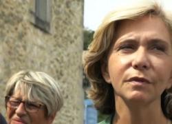 """Valérie Pécresse: """"Io la prima donna presidente della Francia"""""""