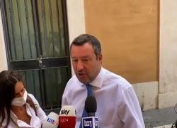 Vaccini, Salvini da Draghi: tutti bimbi a scuola senza esclusioni