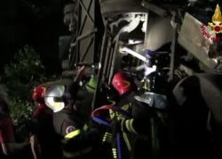 Avellino, 8 anni fa la tragedia del bus: il ricordo dei pompieri