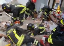 Crolla una palazzina a Torino, morto un bambino di 4 anni