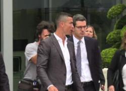 Cristiano Ronaldo dice addio alla Juventus, è già volato via