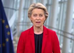Von der Leyen: 70% degli adulti Ue vaccinati, obiettivo raggiunto
