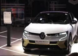 Renault Megane E-Tech diventa 100% elettrica