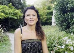 """La scrittrice Karine Tuil premiata a Venezia per """"Le cose umane"""""""