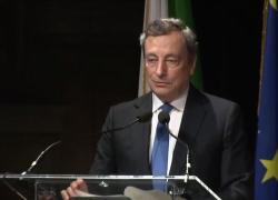 Draghi: i princìpi religiosi non si difendono con il terrore