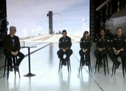 Il primo volo spaziale di Space X con solo civili: chi sono?