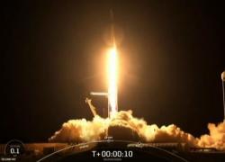 Lancio riuscito per Space X: i 4 non astronauti sono in orbita