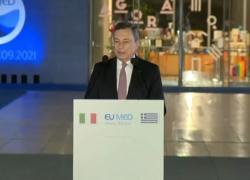 Draghi: sul clima promesse non mantenute, rischio catastrofe