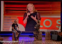 Palombelli e polemiche, la imita Sabina Guzzanti a PropagandaLive