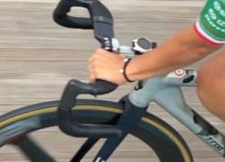Ciclismo, ecco ASHAA: il manubrio da pista che guarda a Parigi24