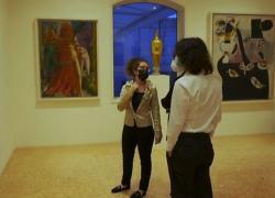 Peggy Guggenheim e Campiello Giovani: letteratura, arte e digital