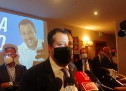 Salvini: se Berlusconi vorrà candidarsi al Colle, noi ci saremo