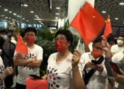 Lady Huawei è atterrata in Cina, accolta da un bagno di folla