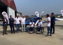 L'inclusione vola in alto con i piloti disabili del WeFly! Team