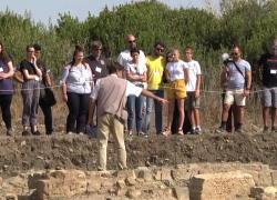 A Santa Marinella gli archeologi per un giorno di Pqe Group
