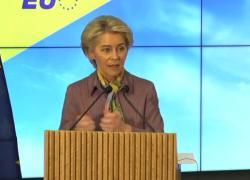 Von der Leyen: contro rincari energia puntare sulle rinnovabili