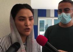 """L'attivista afgana: """"Tutti i miei sogni sono stati seppelliti"""""""