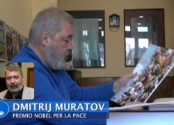 Muratov: Nobel non è il mio, ma di Politkovskaja e di altri