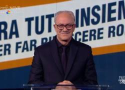 Crozza-Gualtieri: da ministro delle Finanze alla monnezza di Roma