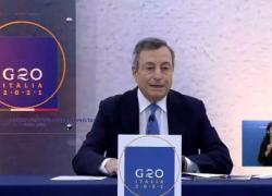 G20, Draghi: impedire il collasso economico dell'Afghanistan