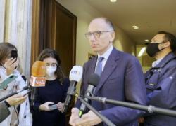 Green pass, Letta: piccole minoranze non possono bloccare Italia