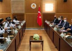 Afghanistan, visita del ministro degli Esteri talebano in Turchia