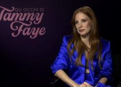Jessica Chastain a Roma: amo i ruoli scomodi, per me e gli altri