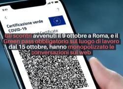 Green Pass, gli italiani si scatenano sul web
