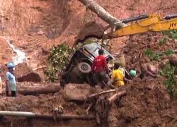 India, frane e inondazioni uccidono almeno 25 persone in Kerala