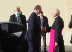 Il premier francese Castex ricevuto da papa Francesco in Vaticano