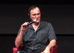 Festa Roma, Quentin Tarantino: da padre ora ho altre priorità