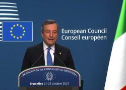 Pensioni, Draghi: stop Quota 100, ma troveremo soluzioni graduali